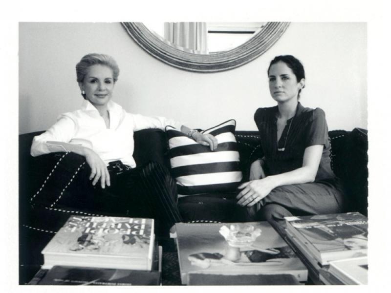 Carolina Herrera i jej córka o Nowym Jorku i nie tylko - wywiad