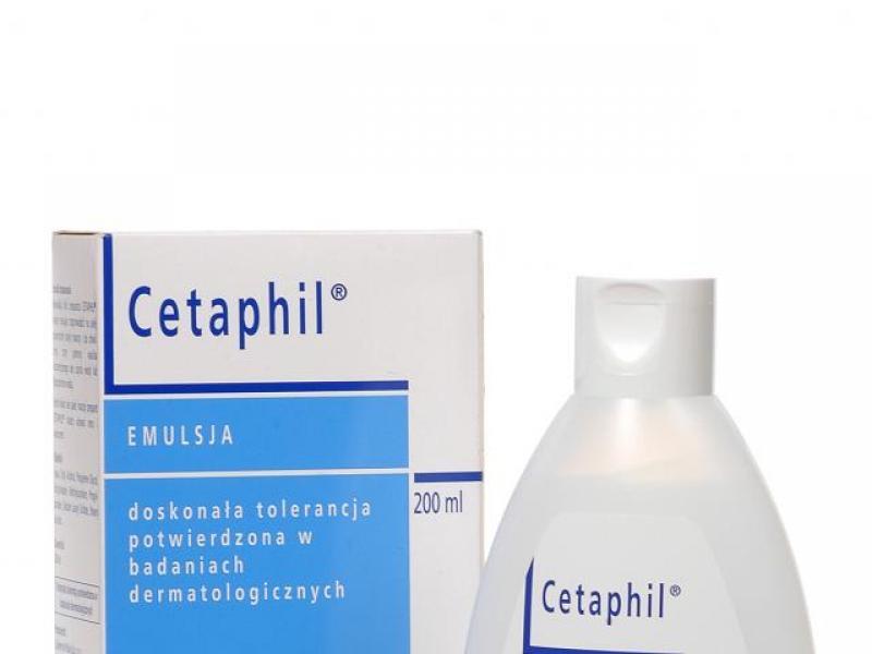 Cetaphil - emulsja do mycia twarzy