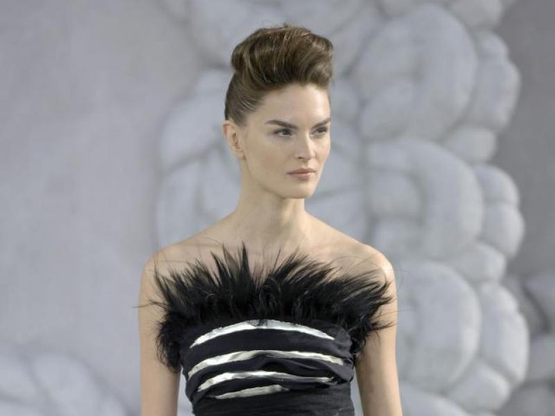 Chanel haute couture 2008