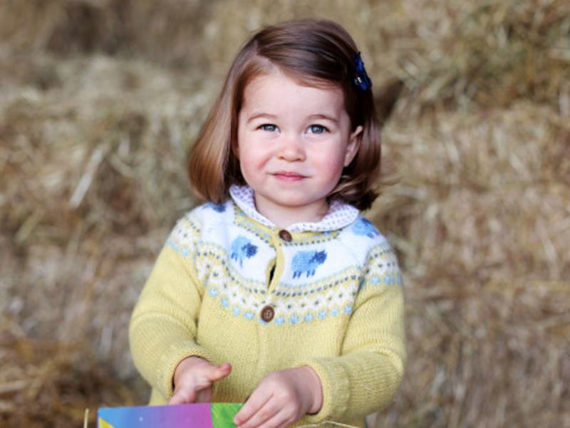 Charlotte jest już po swoim pierwszym dniu w przedszkolu! Nowe urocze zdjęcia małej księżniczki
