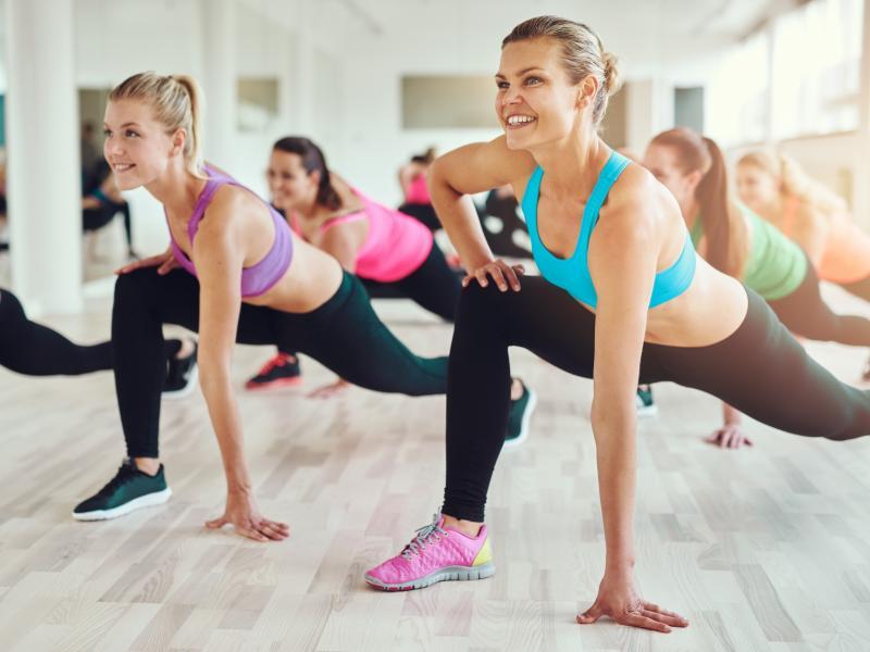 Chcesz schudnąć? Zapisz się na aerobik! Przekonaj się, co zyskasz dzięki temu treningowi