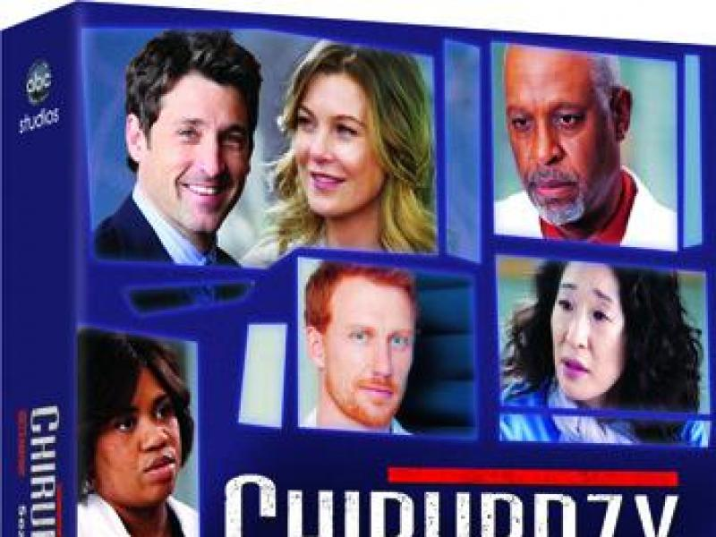 """""""Chirurdzy"""" - sezon szósty na DVD"""