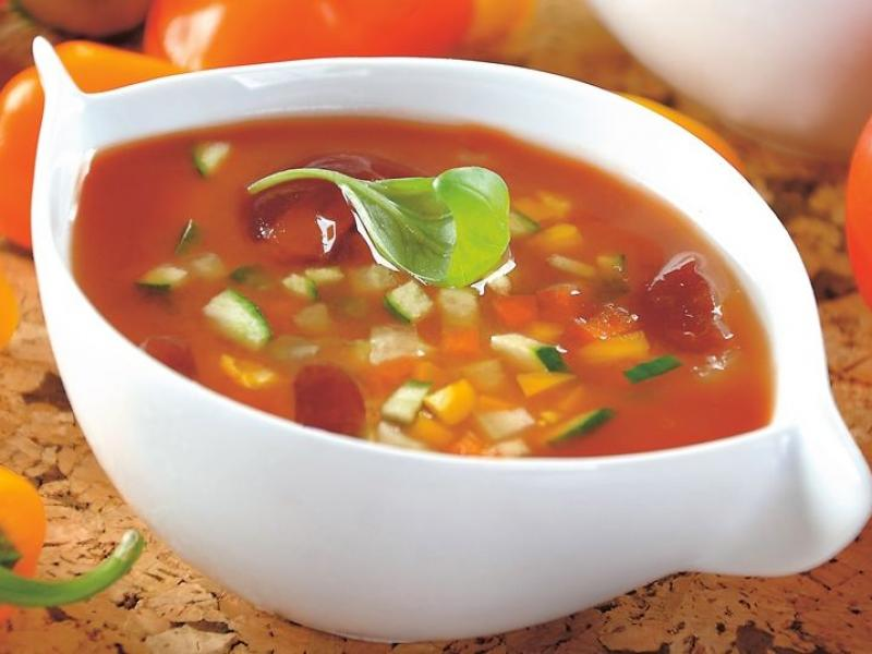 Chłodnik gazpacho