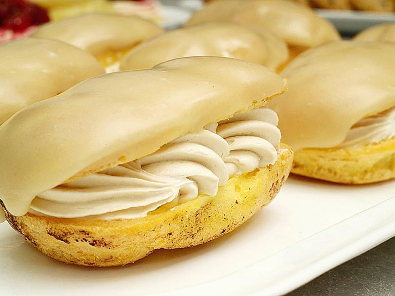 Ciasteczka z musem truskawkowo-pomarańczowym