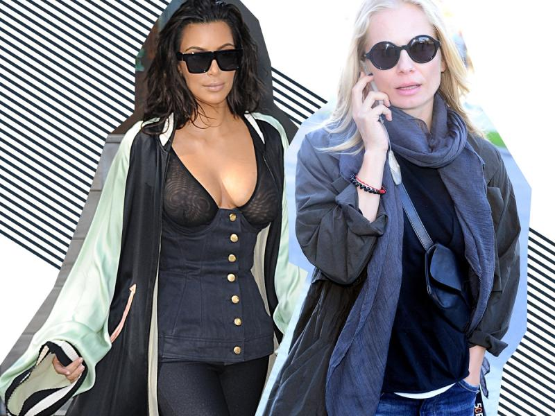 Cielecka i Kardashian lansują ten sam trend?