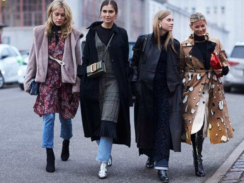 Co będzie modne w sezonie jesień-zima 2017/2018? Tutaj znajdziecie wszystko o najważniejszych trendach!