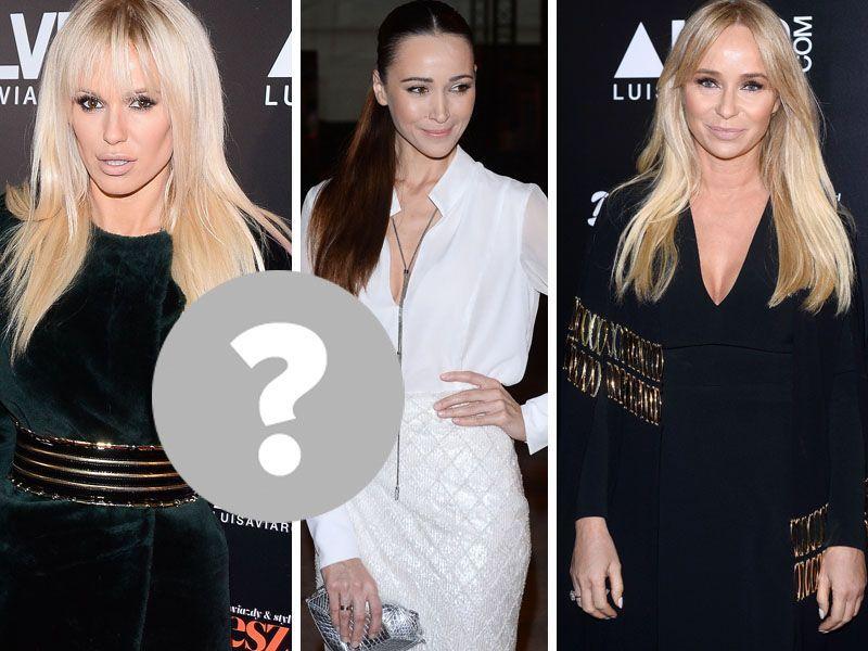 Co miały na sobie gwiazdy podczas Flesz Fashion Night?