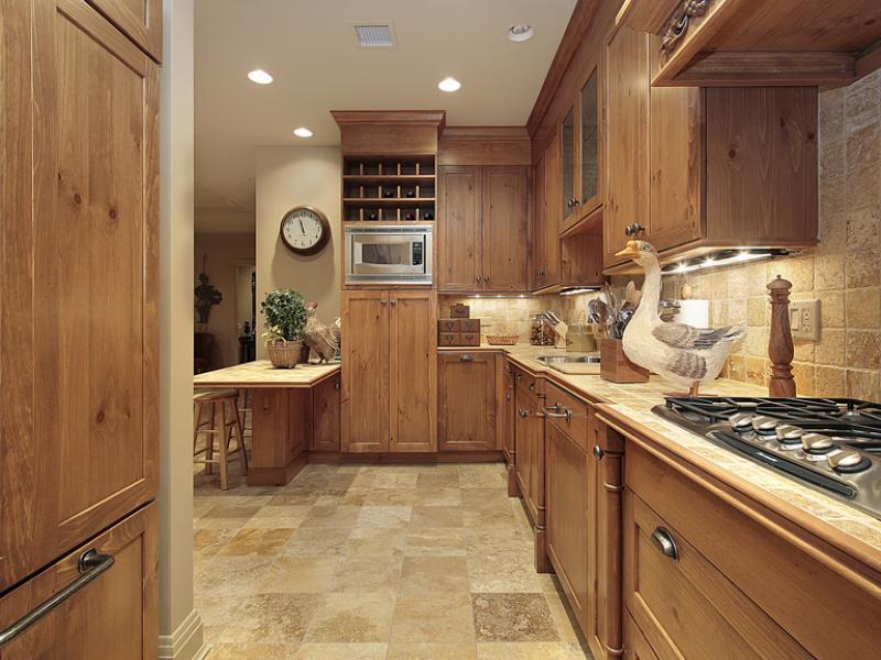 Co Wybrać Na Podłogę W Kuchni Aranżacje Wnętrz Polkipl