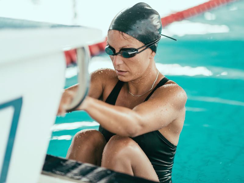 Coś dla prawdziwych twardzieli! Triathlon, czyli pływanie, bieganie i jazda na rowerze zamknięte w jednej dyscyplinie