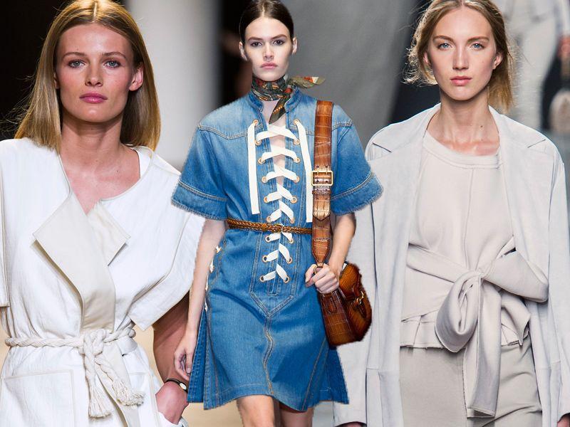 Coś dla trendsetterek: węzły, supły i sznurki