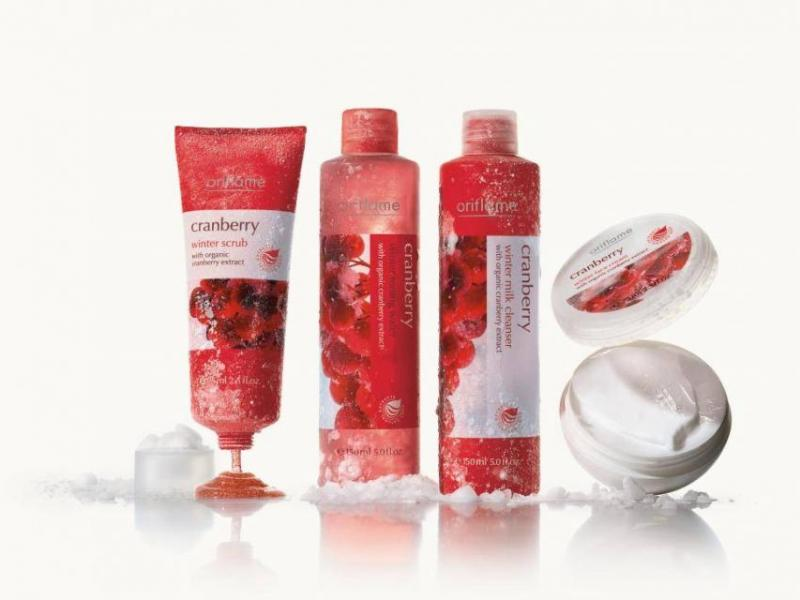 Cranberry Oriflame