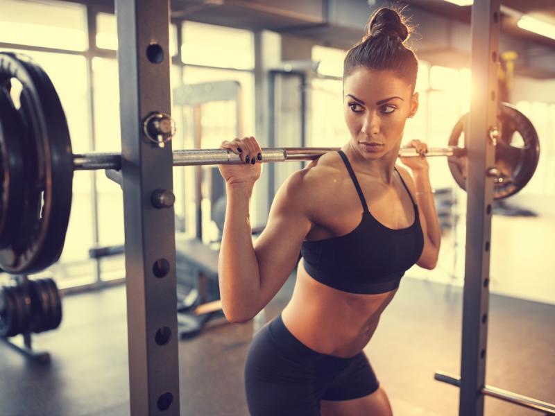 Czas w końcu o tym zapomnieć! 5 największych mitów dotyczących treningu siłowego kobiet