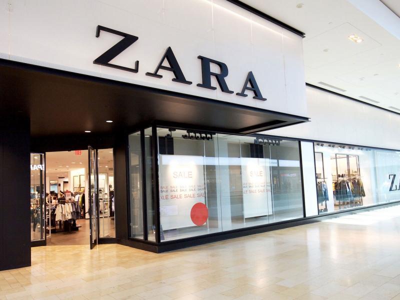 Zara wprowadziła do sprzedaży kosmetyki