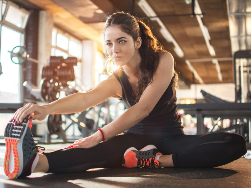 Czy można ćwiczyć w czasie miesiączki?