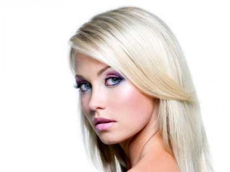 Czy można uzyskać piękny blond?