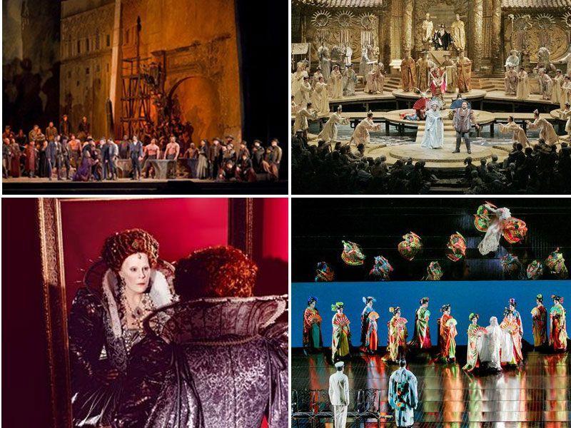The Metropolitan Opera: Live in HD