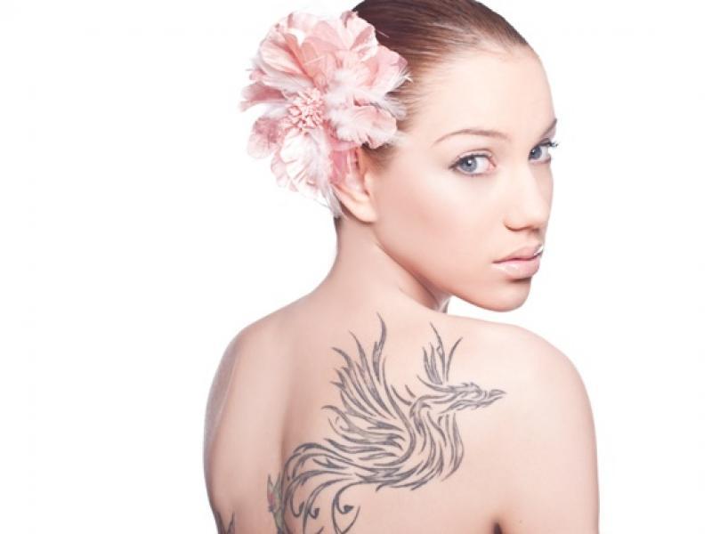 Czy wiesz jak dbać o tatuaż?