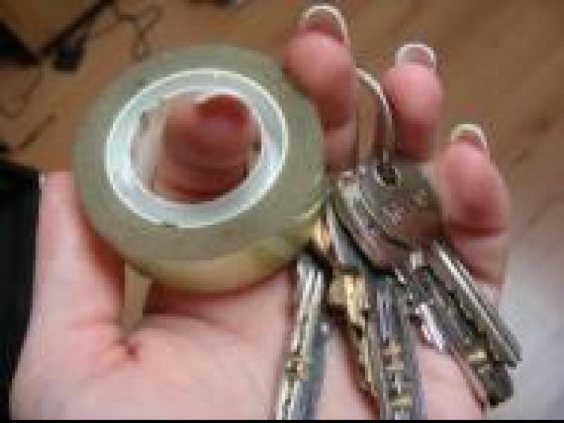 Czy wiesz jak oznaczyć klucz?