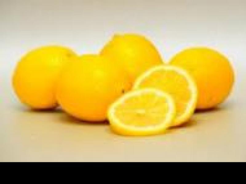 Czy wiesz jak przygotować maseczkę dezynfekującą z cytryny?