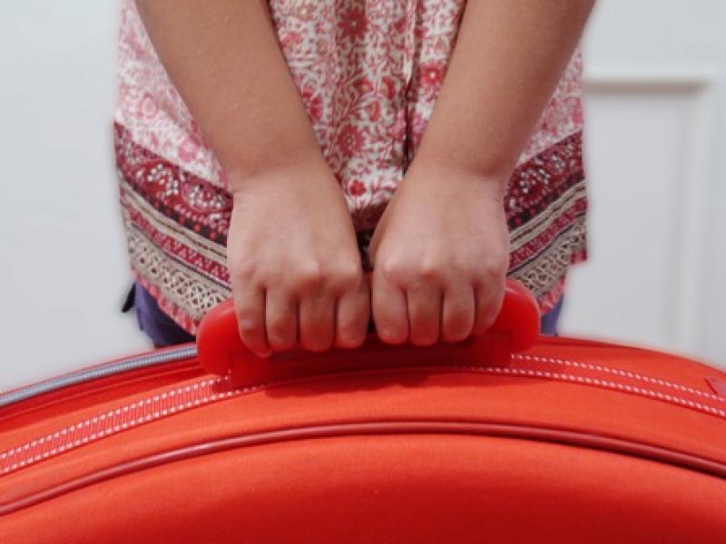 Czy wiesz jak spakować walizkę, aby ubrania się nie