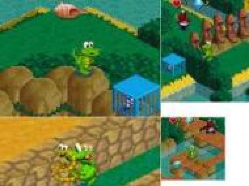 Czy wiesz jak ułatwić sobie grę Croc: Legend of the Gobs?