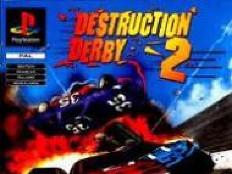 Czy wiesz jak ułatwić sobie grę Destruction Derby 2?