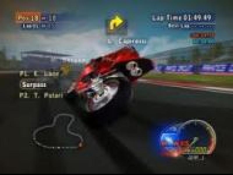 Czy wiesz jak ułatwić sobie grę Ducati World Racing Challenge?