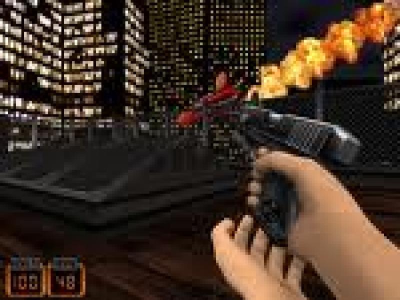 Czy wiesz jak ułatwić sobie grę Duke Nukem 4?
