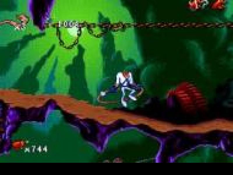 Czy wiesz jak ułatwić sobie grę Earthworm Jim 3D?