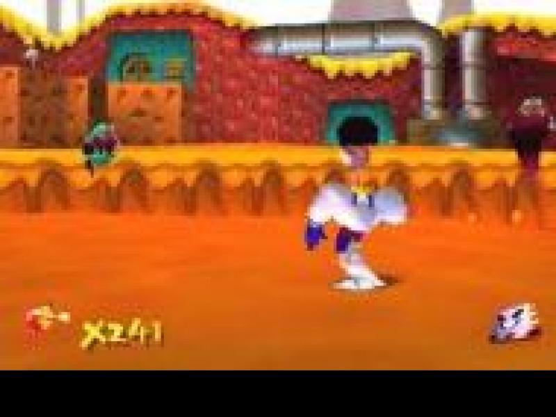 Czy wiesz jak ułatwić sobie grę Earthworm Jim 3D: Gold Edition?
