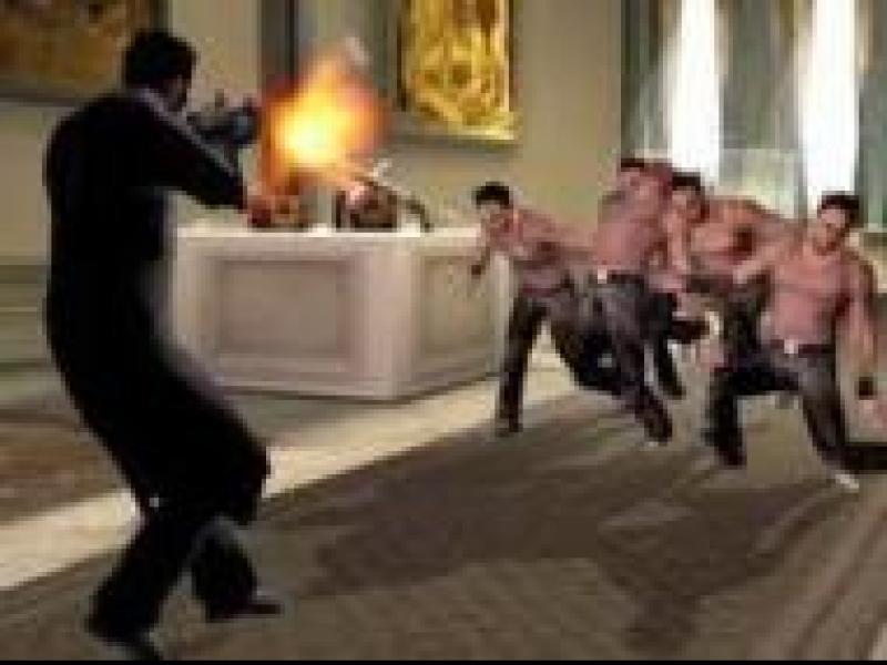 Czy wiesz jak ułatwić sobie grę Enter the Matrix: Path of Neo?