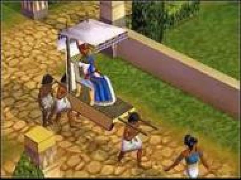 Czy wiesz jak ułatwić sobie grę Faraon 2?