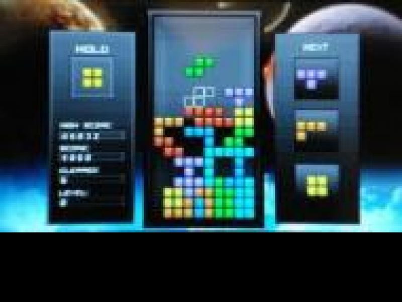 Czy wiesz jak ułatwić sobie grę Tetris: Kosmo?