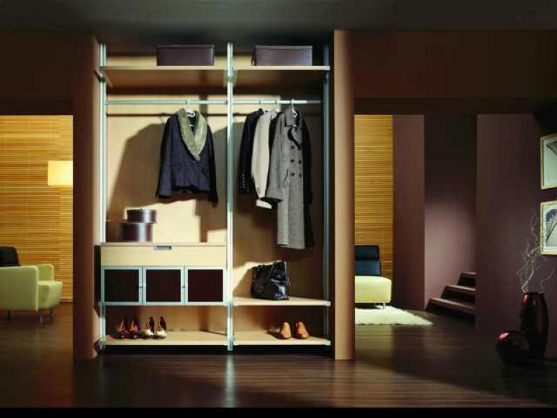 Czy wiesz jak urządzić garderobę?