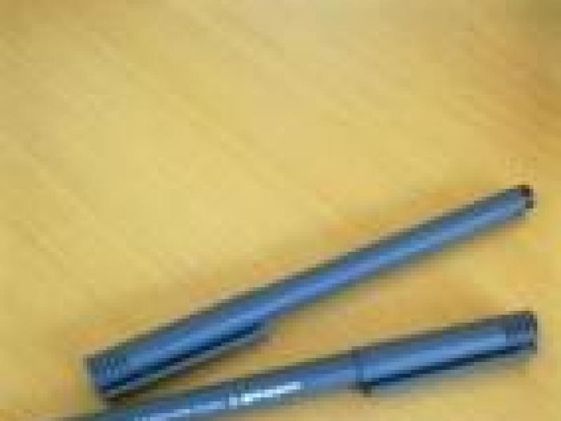 Czy wiesz jak z długopisu zrobić łuk?