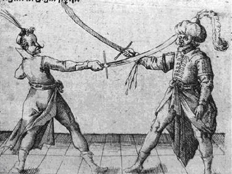 Czy wiesz, że apelacja pod Jeziorną była w XVIII wieku synonimem wyzwania na pojedynek?