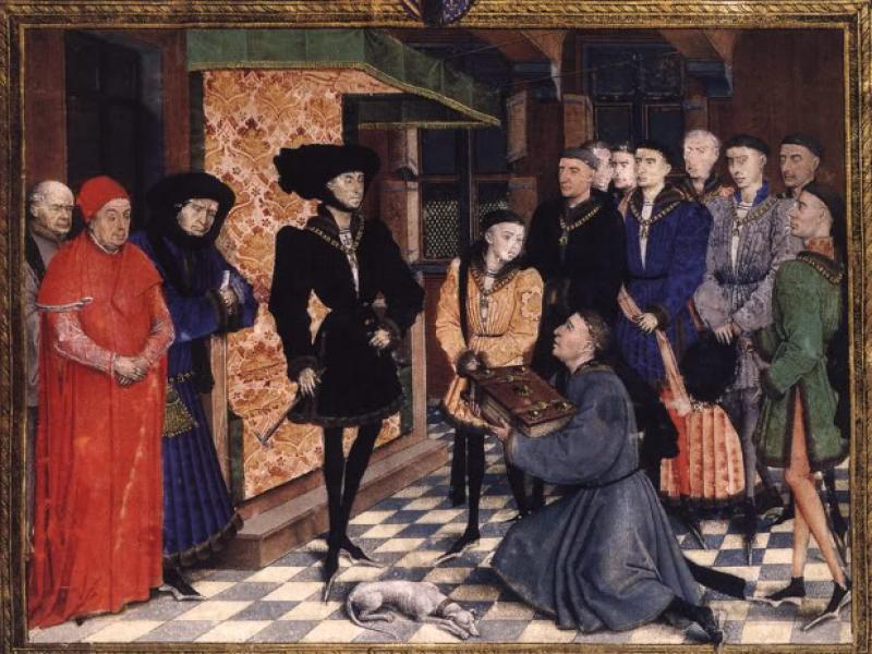 Średniowieczne randki