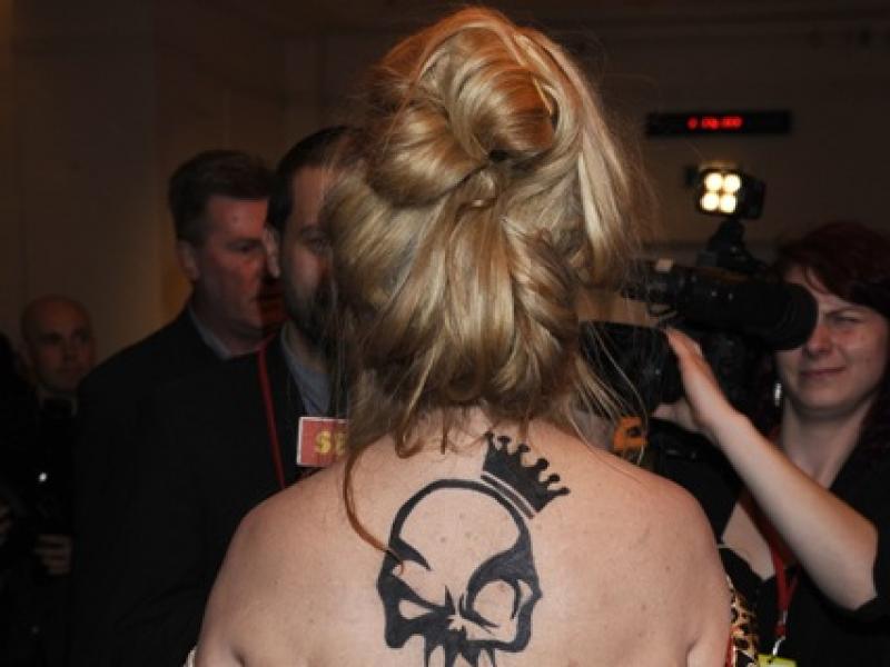 Czyj to tatuaż?
