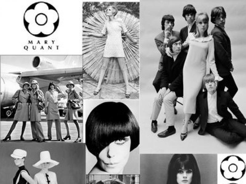 Czym charakteryzował się styl lat 60-tych w modzie?