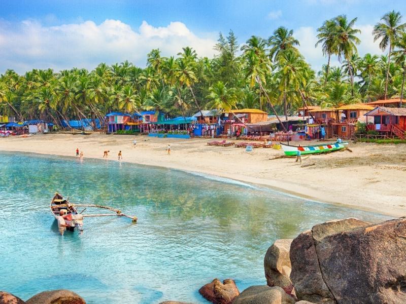 Indie krajobraz