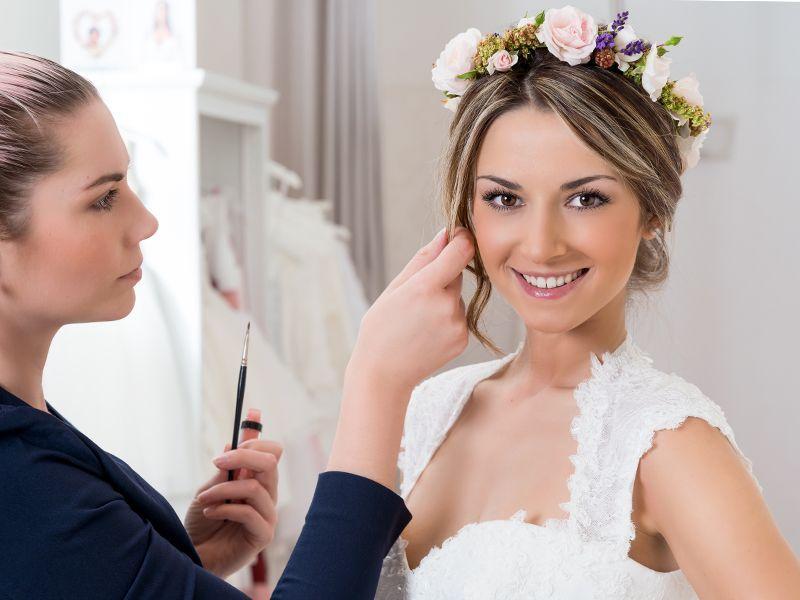Fryzury ślubne Modne Fryzury ślubne Dla Panny Młodej Na