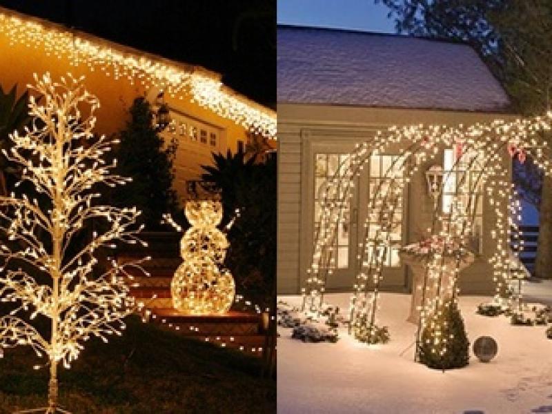 Dekoracje świąteczne W Ogrodzie Jak Wykonać Najpiękniejsze