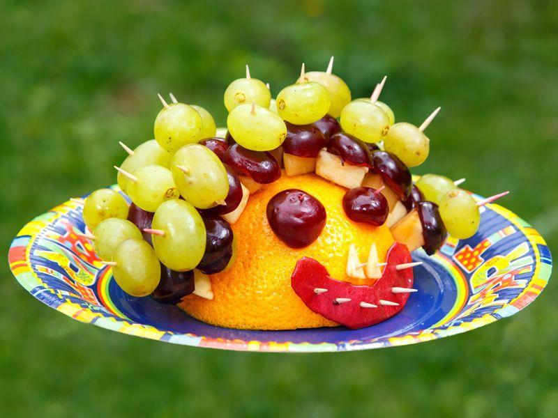 Dekoracje z warzyw i owoców - 15 inspiracji - Porady kulinarne ...