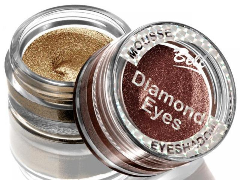 Diamond Eyes Mousse Eyeshadow