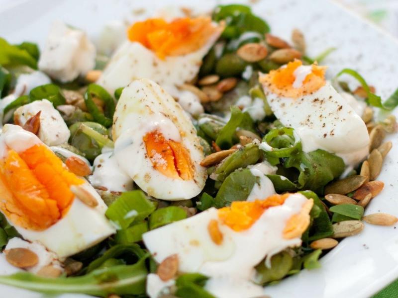 dieta 2000 kcal sałatka przepis