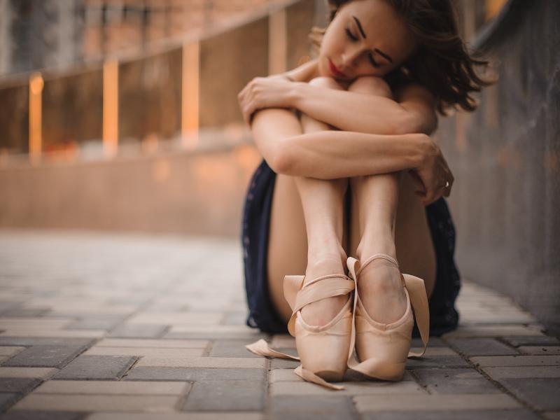 Dieta baletnicy – bardzo niebezpieczna dieta odchudzająca! Uważajcie!