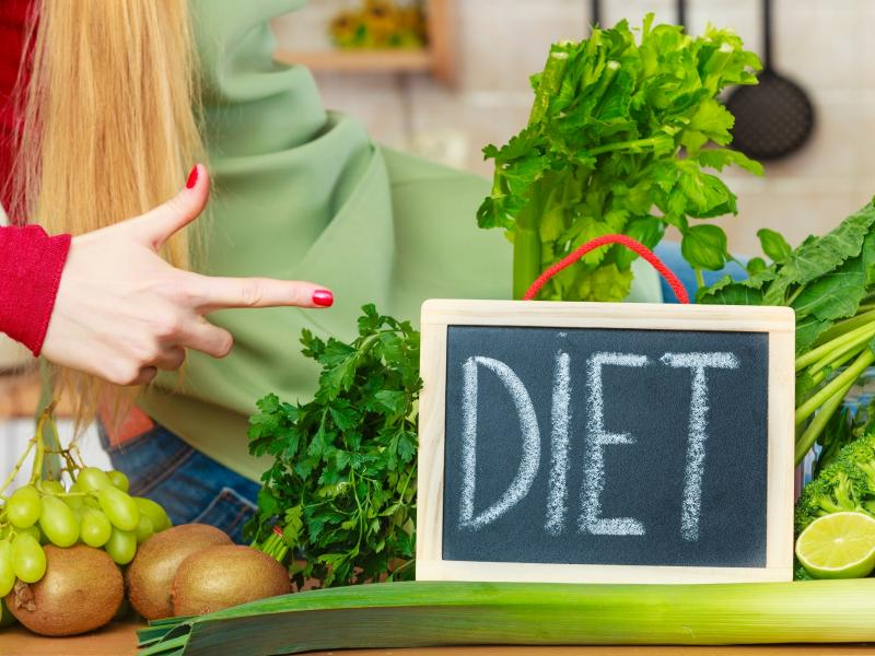 Dieta garstkowa - najprostsza dieta odchudzająca świata!
