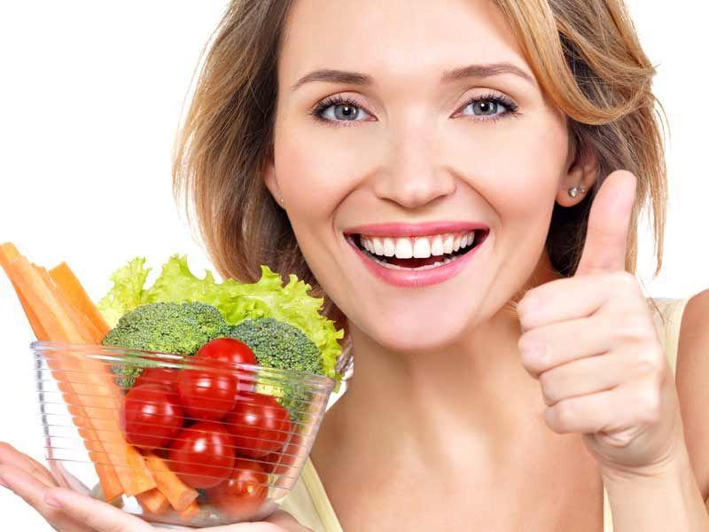 Dieta na piękną skórę