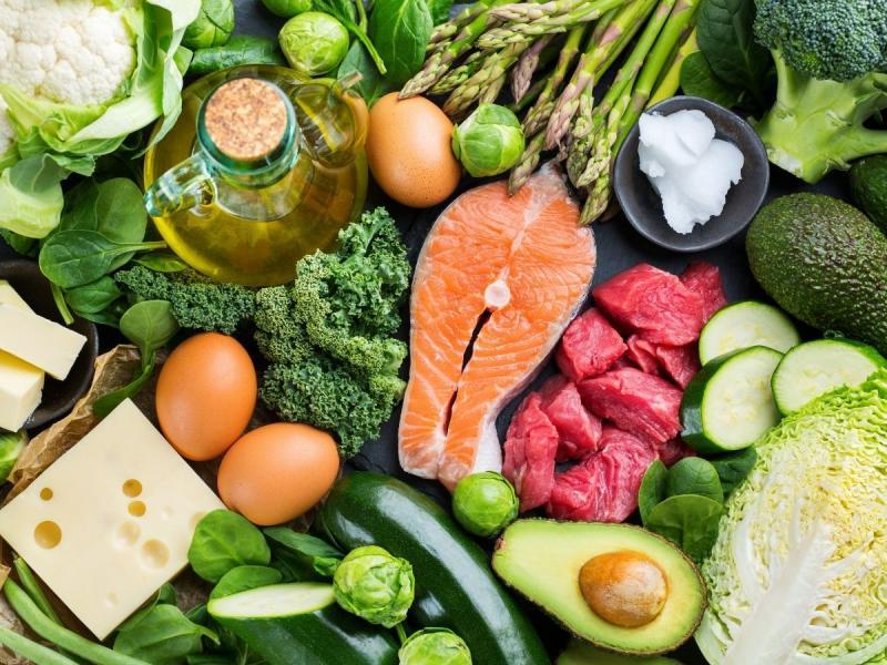 dieta niskowęglowodanowa produkty