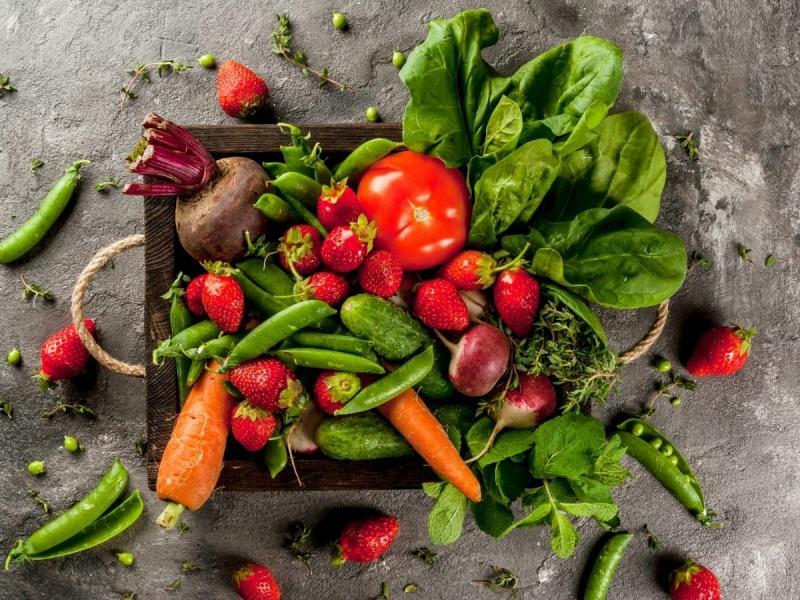 dieta planetarna sezonowe warzywa